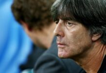 Tysklands trener Joachim Low