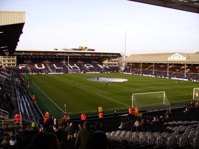 Craven Cottage, Wikipedia